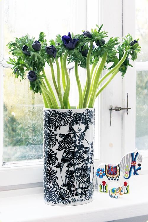 seen this vase in Danmark....