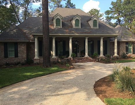 Madden Home Design   Acadian House Plans, French Country House Plans Part 71