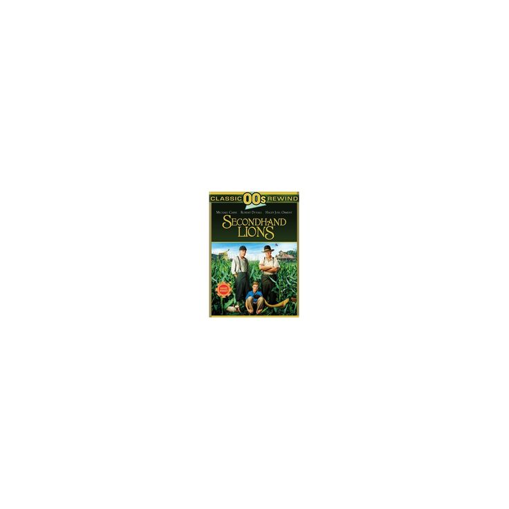 Secondhand Lions (Dvd), Movies