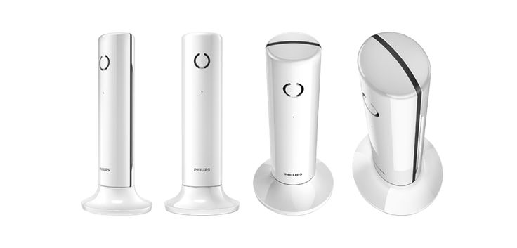 [IT´S EASY] Telefone sem FIO Philips Linea M3301W/BR Branco com Id Cham - R$299 para R$170