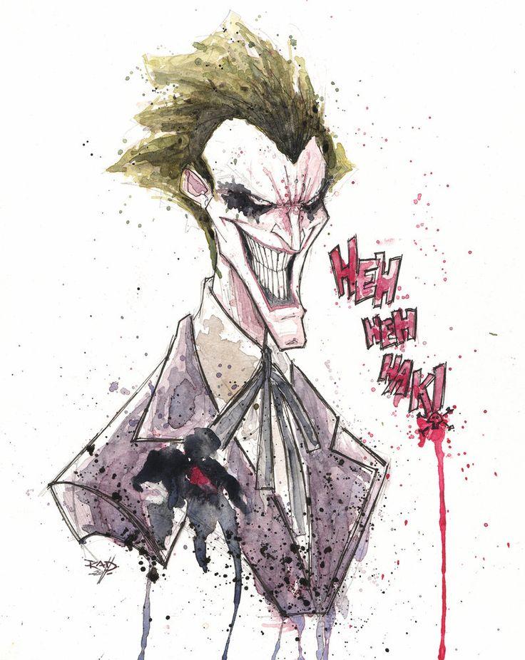 Joker by Rob Duenas