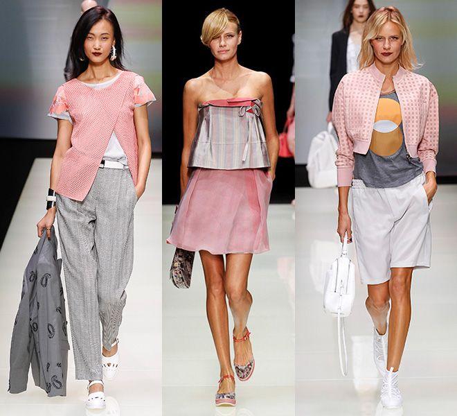 Los 10 colores de moda primavera verano 2016 del Pantone Fashion Color Report y las combinaciones cromáticas de las pasarelas S/S 16