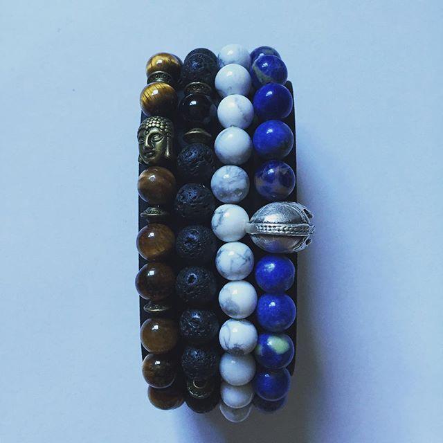 Volg ons op Instagram of #twitter en ontvang unieke kortingscodes voor onze #bracelets  Er wordt hard gewerkt aan onze website, mis de #grandopening niet❗️ Tot die tijd: DM voor info & prijzen✔️✔️ #forhim #design #gloriousgems #armcandy#armband #luxury #fashion #mode #trendy #beads