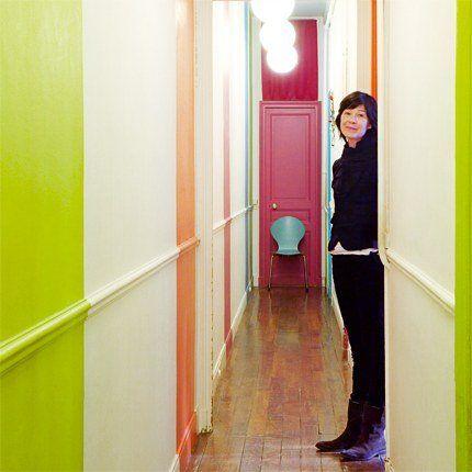 les 26 meilleures images propos de peinture couloir sur pinterest pi ces de monnaie po le. Black Bedroom Furniture Sets. Home Design Ideas
