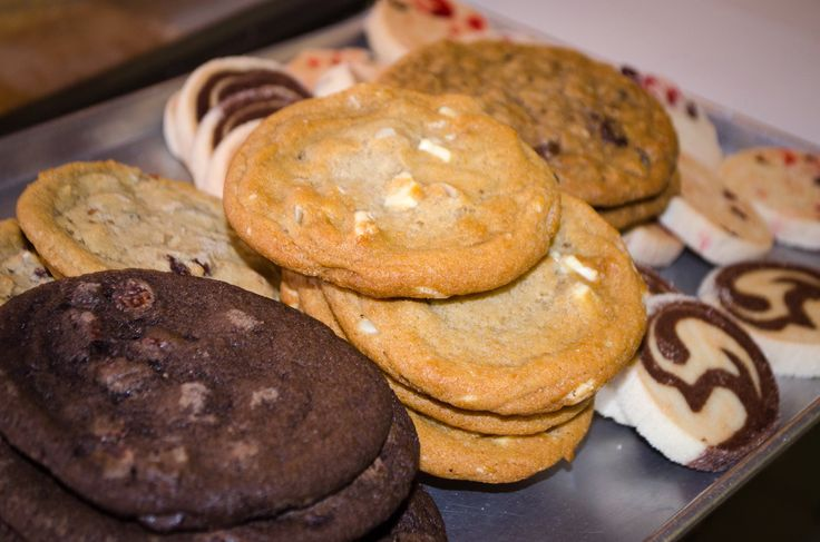 Which cookie or treat would you choose? #YYCEats #YYCFood