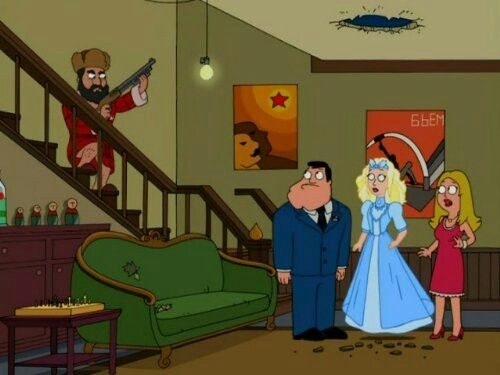 39 best American Dad images on Pinterest | American dad, Dads and ...