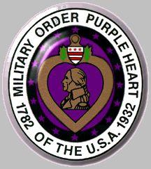 Purple Heart Recipients