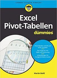 Excel pivot tables for dummies   – Excel