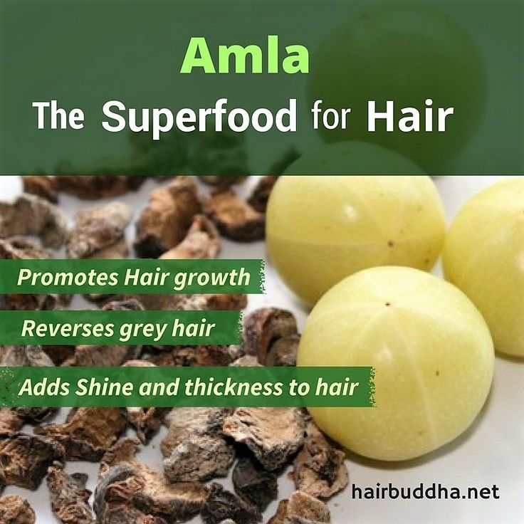 Amla The Superfood For Hair Herbs for hair, Herbs for
