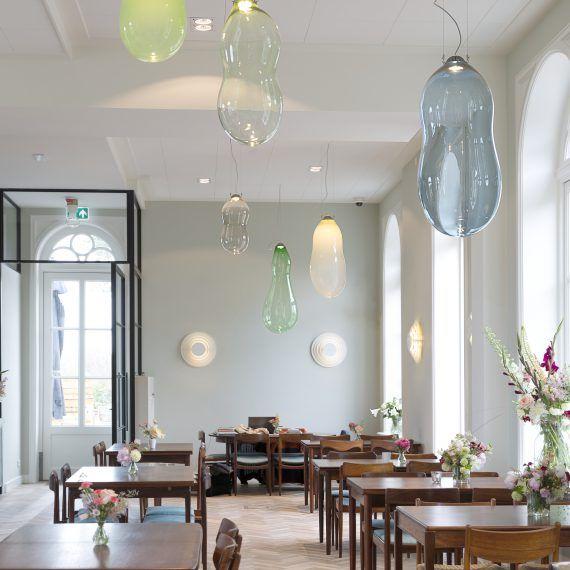 Alex de Witte Bubbles The Witte Dame Hotel