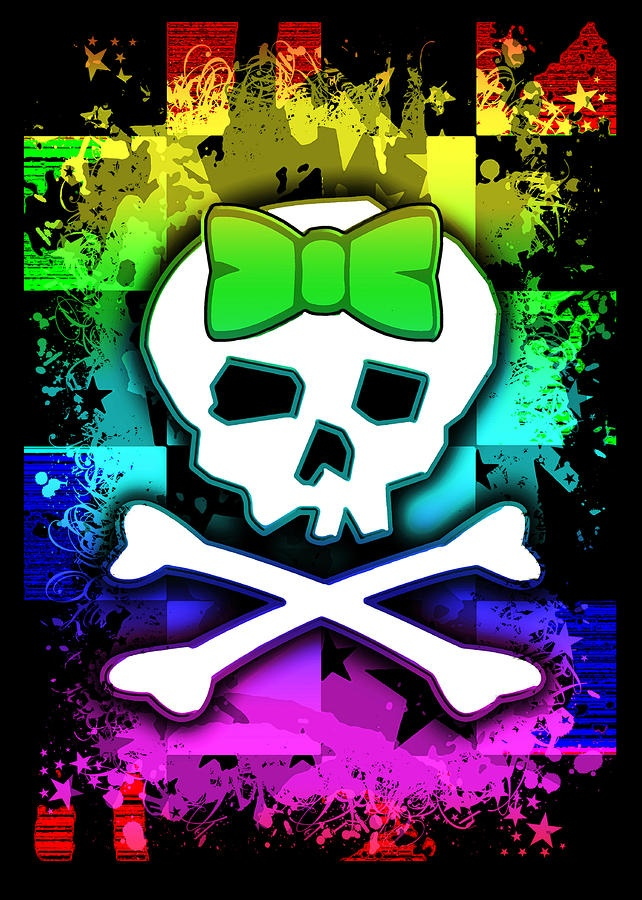 15 best skulls images on pinterest skull art skulls and phone rainbow skull skull wallpaperskull artrainbow colorsphone voltagebd Gallery