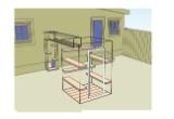 Cat kennel schematic