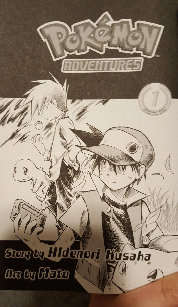 Just realized that Blues Charmander in the Pokemon Adventures manga title page has ridges on it's back like the original design...