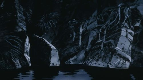 """- From """"Tenshi no Tamago (Angel's Egg),"""" directed by Mamoru Oshii (1985)"""