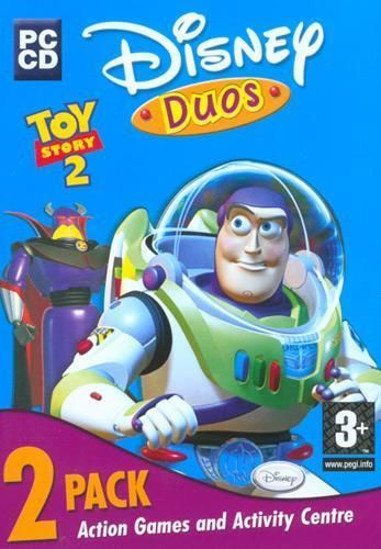 Disney Duos Toy Story 2 Two Pack Windows PC #pcgames #videogames