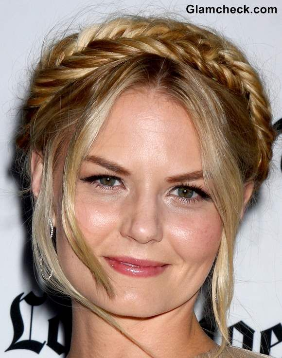 Best Milkmaid Braids Hairstyle Images On Pinterest Bridal - Diy hairstyle knotted milkmaid braid
