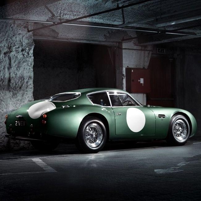 1961 Aston Martin DB4 GT Zagato | DB4 GTZ | 2 VEV | Grand Tourer Coupe Superleggera | Chassis No 0183 - 2 VEV | 3.7L Straight 6 314 hp | Top Speed 245 kph 152 mph