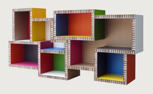 les 42 meilleures images du tableau cartonnage sur pinterest meuble en carton meubles en. Black Bedroom Furniture Sets. Home Design Ideas
