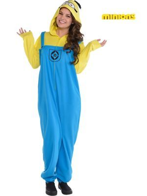Super cute minion onesie