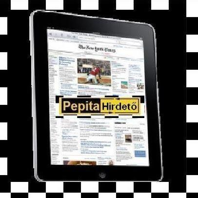 Internet - Weboldalak [Pepita Hirdető]