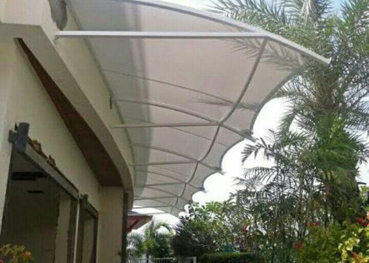 Tenda Membran Jakarta Outdoor Decor Membrane Structure Outdoor
