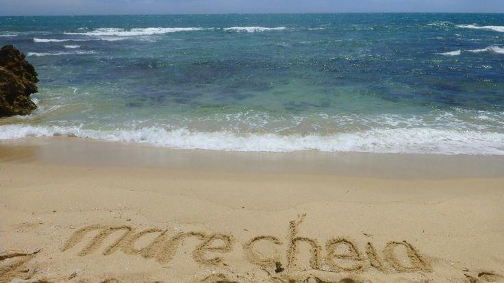 Juliana Areias - Mare Cheia (Full Tide) Lyrics on sand Stop motion waves...