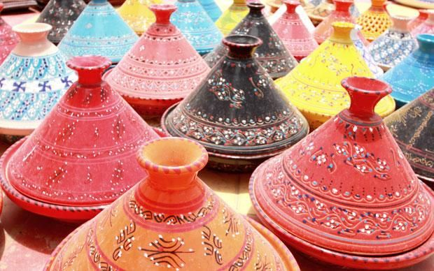 Inspired By: Moroccan Street Markets | The Black Market