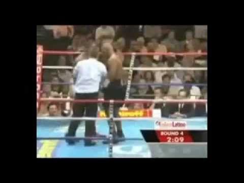 Майк Тайсон. Поражении в Боксе (в профессиональном)