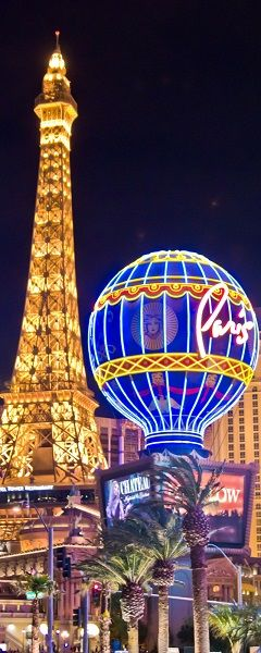 """You probably know Las Vegas as the """"Sin city"""", famous for gambling and nightclubs. However, there is more to this wonderful city than poker tables, casinos and slot machines."""