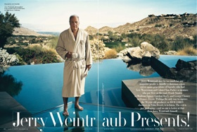 Rich Cohen on Jerry Weintraub | Culture | Vanity Fair