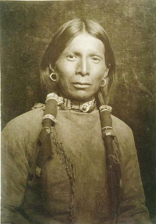 Tong Pah - Jicarilla Apache - 1904