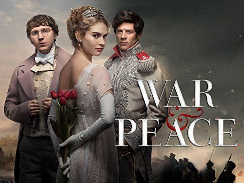 War & Peace (TV Mini-Series 2016) photos, including production stills, premiere photos and other event photos, publicity photos, behind-the-scenes, and more.
