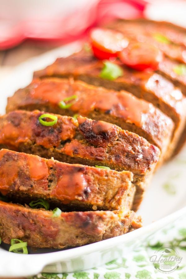 Meatloaf recipes easy healthy