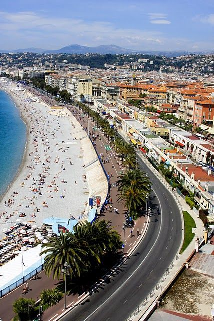 Nice, France. A dream of a little town tucked into the French Riviera where the days are filled with bocce ball, coffee and pastries.