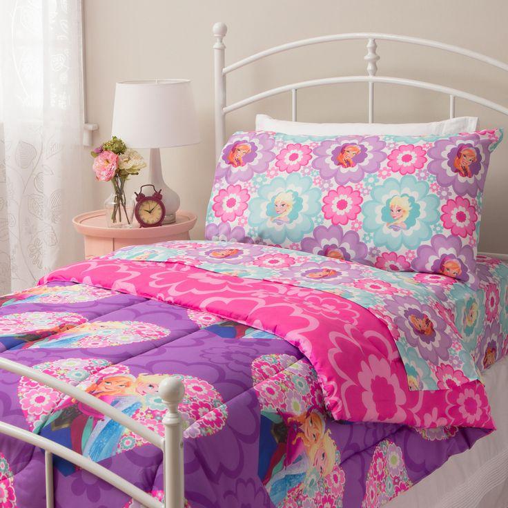 Set Bedroom Frozen Disney Frozen Elsa Anna 4 Piece Toddler
