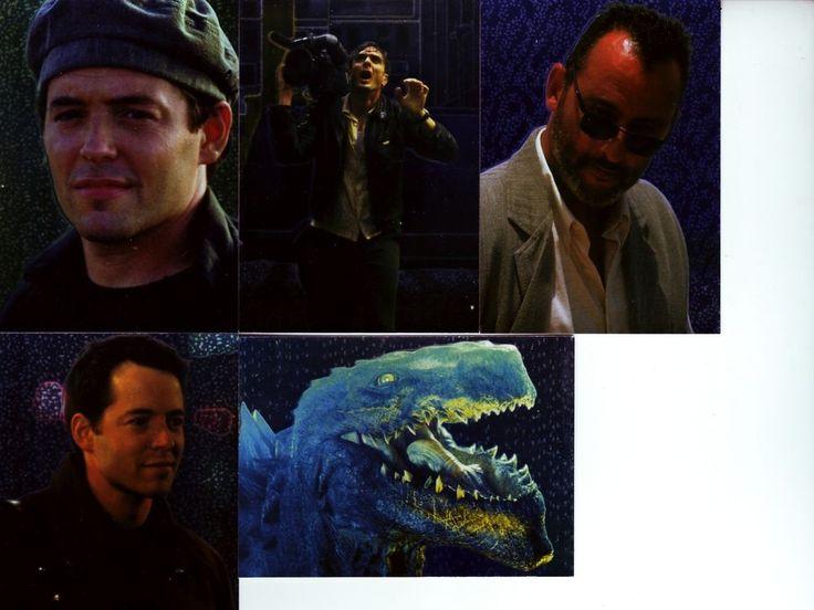 Godzilla Movie 1998 Complete 90 Card Set Inc Lenticulars | eBay