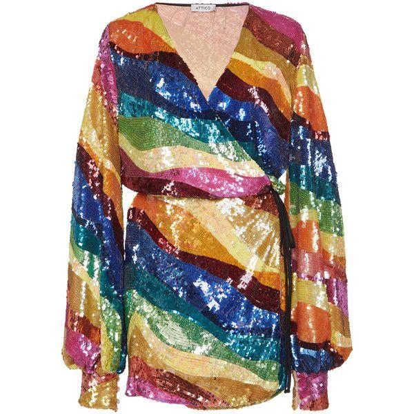 Best 25 Rainbow Dresses Ideas On Pinterest Rainbow Prom