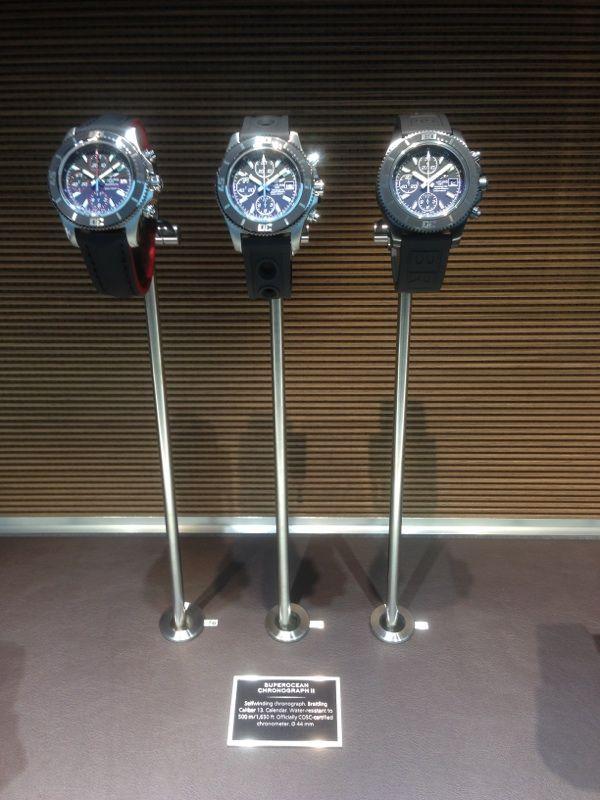 Breitling Superocean Chronomat