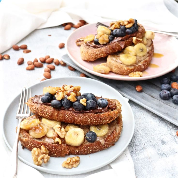 Our vegan french toast is the perfect brunch for lazy mornings, a delicious vega…