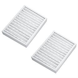 Best 1000 best air purifiers for dust images on pinterest air hqrp 2 pack air purifier filter for hunter 30928 replacement fits hepatech air purifiers fandeluxe Image collections