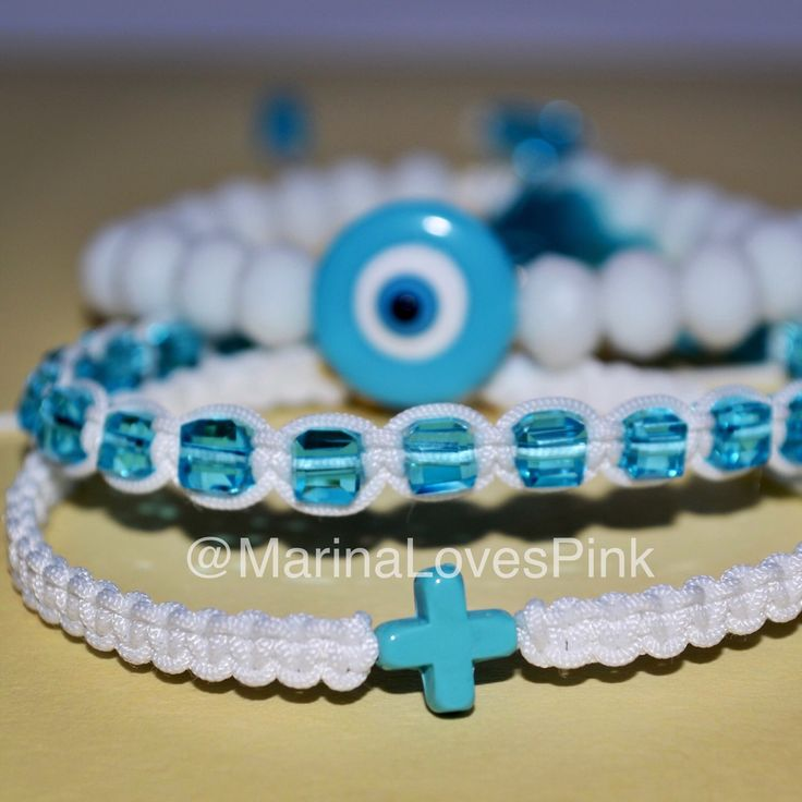 New turquoise coloured cross option! Also available in coral.