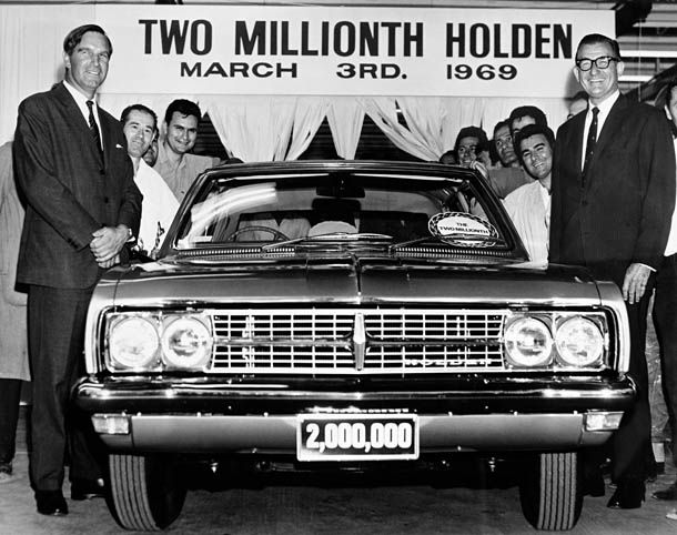 '69 HK Holden Brougham