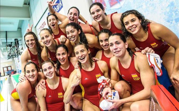 Las 'Guerreras del Agua' estarán en los Juegos Olímpicos de Río