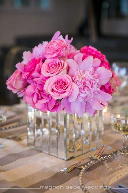 135 best Fuchsia Wedding Inspiration images on Pinterest | Wedding ...