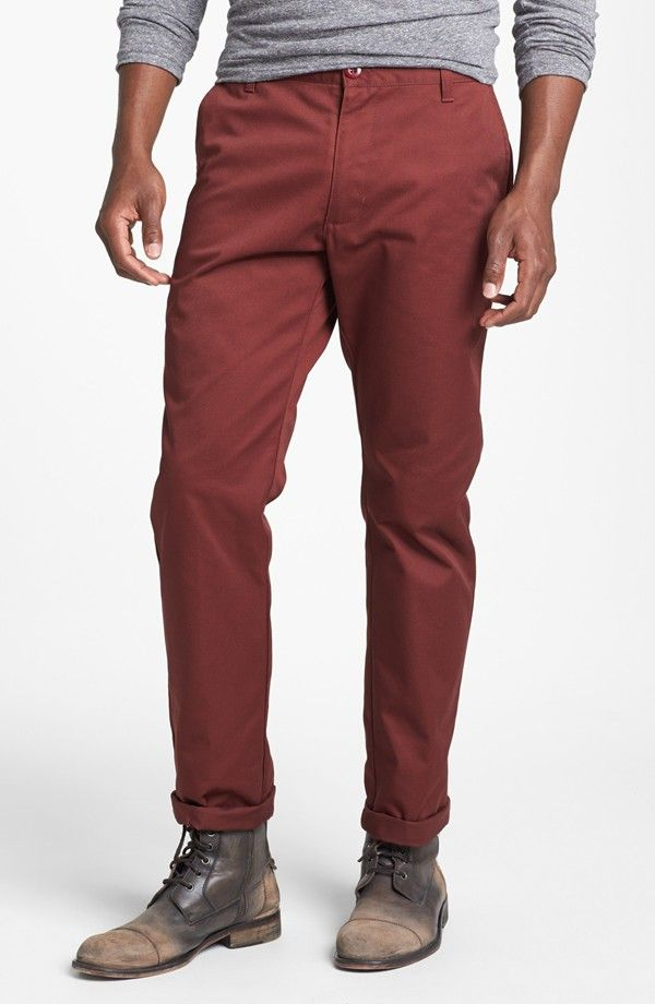 8 Chinos for Men in 2016 - Best Mens Winter Chino Pants on Trend