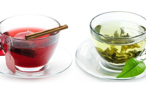 Té Verde o Té Rojo ➨➨➨ Entra y descubre cuál de los dos es más beneficioso para nuestra salud y para adelgazar, además de este detalle que...
