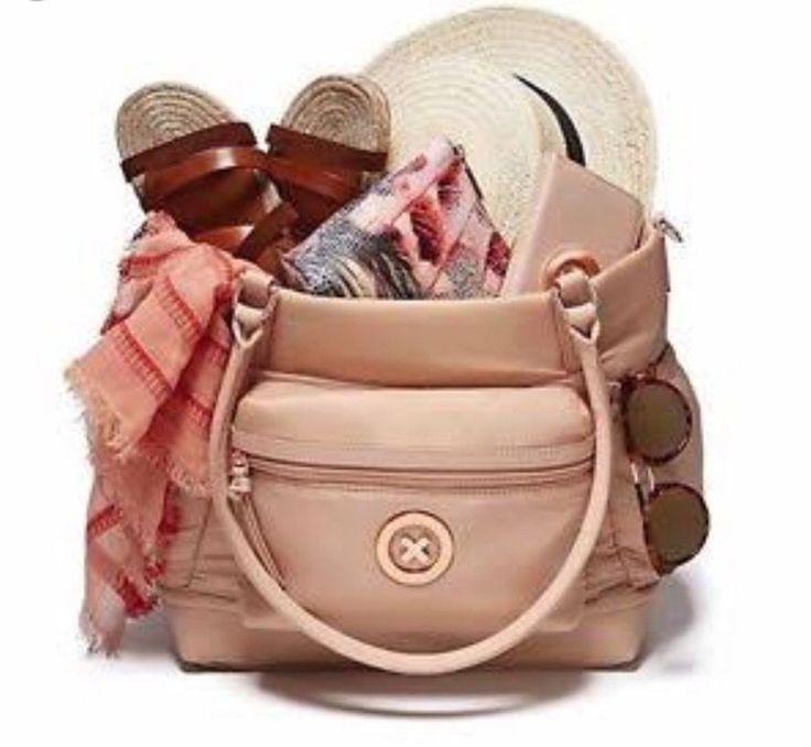 Authentic Mimco Splendiosa Baby Bag Pancake - Brand New $299 with dust bag