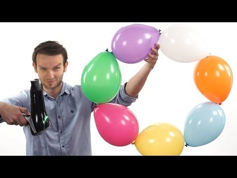 Eksperymenty Balonowe - YouTube