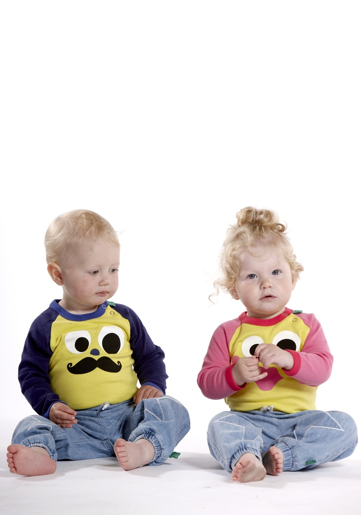 Cute kids in Fred´s World by Green Cotton outfits