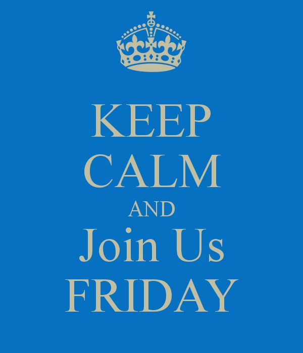 KEEP CALM AND Join Us FRIDAY The 2nd Friday of each month we have a late night scrap and stamp night. The Sydney store is open until 9pm.